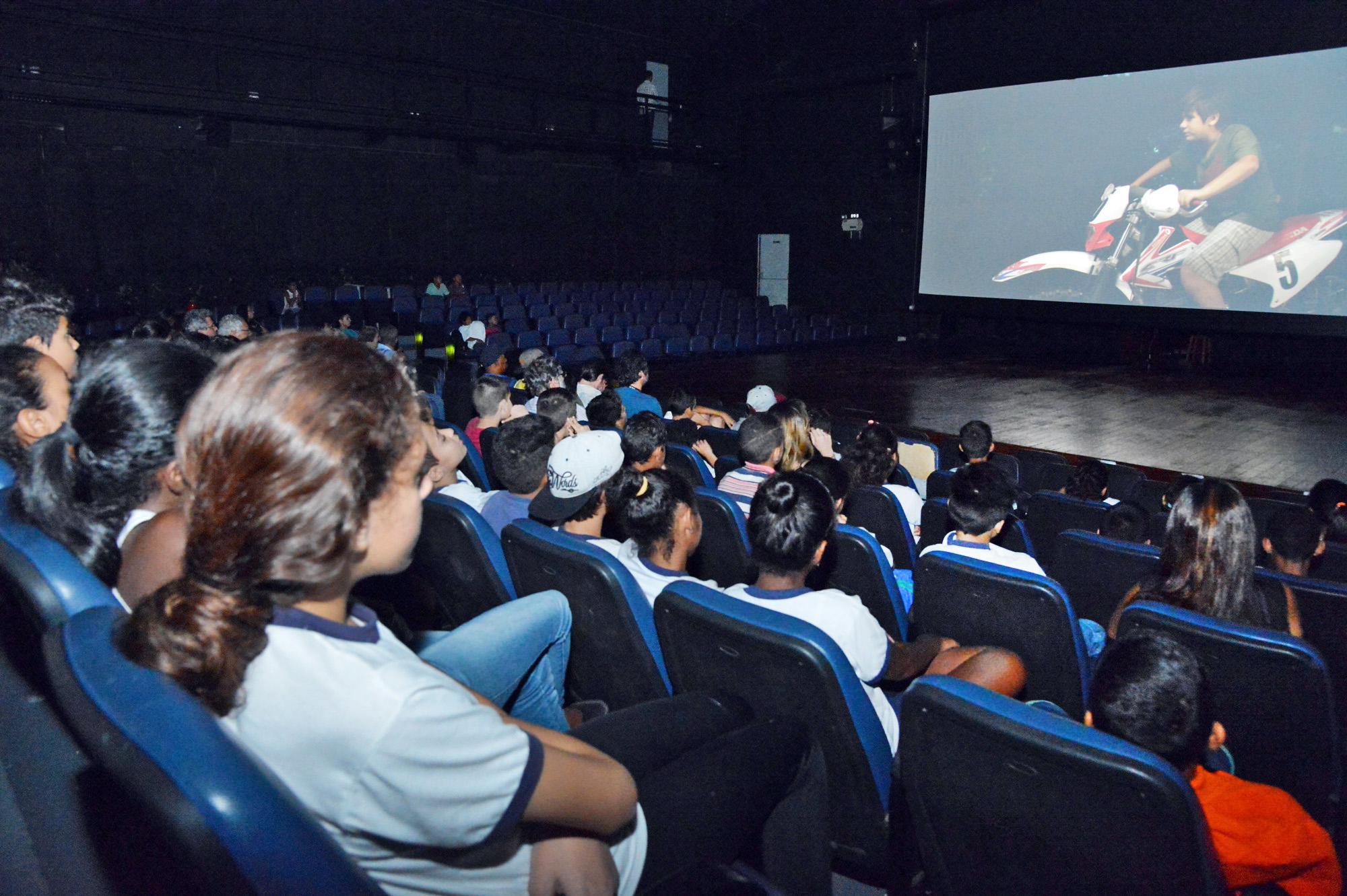 Circuito Sp Cine : Recorde de público marca aniversário do circuito spcine